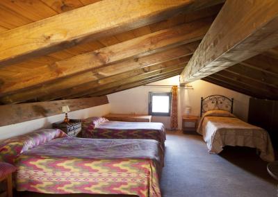 2 camas supletorias