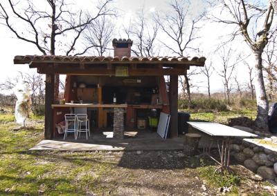 Casa de Las Cigüeñas Barbacoa